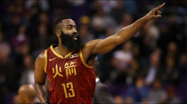 Los odian: borran murales de James Harden, Tracy McGrady y los Houston Rockets en China