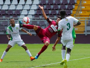 Saprissa vs. Limón