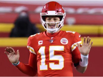 Patrick Mahomes (Foto: Getty)