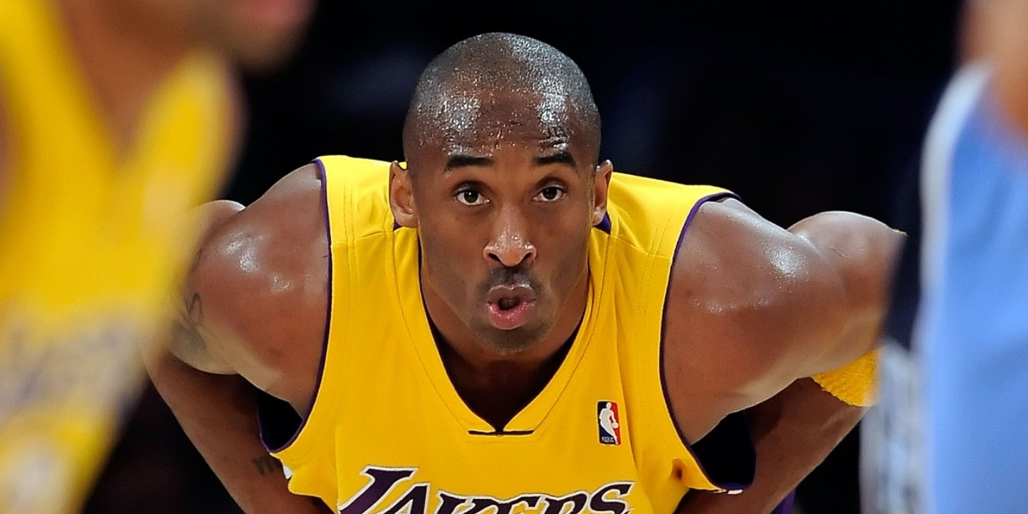 Kobe Bryant, leyenda de Los Angeles Lakers